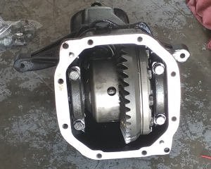 Genesis Coupe Differential